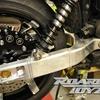 パーツ:Roaring Toyz「Harley Dyna Custom Aluminum Swingarm」