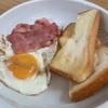 ベーコンエッグ のり弁 チーズカレーヌードル チャルメラ豚骨醤油 食べる味ポン酢