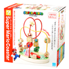 スーパーマリオの木製知育玩具コースター、積み木が発売