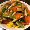 冬にあったか簡単な 豚肉と小松菜の卵あんかけご飯