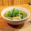 【白山市 カレー ラーメン】「冷やし中華」「チェンマイヌードル」天然カレー市場ヤムヤム