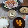 【料理】ズボラな私の晩御飯!豚しゃぶ・春雨サラダ
