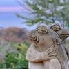 相模湾を望む農園でランチ@一夜城ヨロイヅカファーム 2017.11.23
