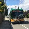 シアトルのバスにクレジットカードで乗る方法