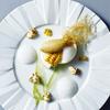 デザートだけで構成される「デザートコース〜夏野菜をあしらったヘルシーデザート」@小田急ホテルセンチュリーサザンタワー