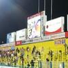 柏レイソル 3-0  Vファーレン長崎  4月なのに極寒ナイター