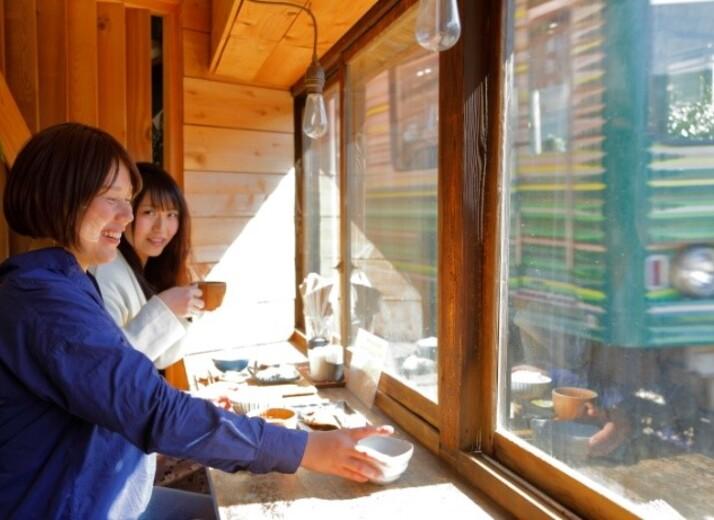 【鎌倉ドライブ】江ノ電を見ながら絶品「ヨリドコロ流」卵かけご飯をいただく