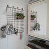 引きこもり中だから!洗面所DIYで壁にクッションシートの貼り付け!