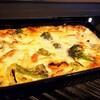 【具沢山グラタン】じゃがいも3個と冷蔵庫の残り野菜で作る満腹グラタン!