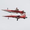 【パトルイユ・スイス】スイス空軍アクロバットチームの展示飛行... エアタトゥー・RIATにて