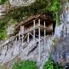 倉吉線の跡地と国宝の投入堂に行こう 鳥取旅行Part2
