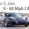 ● 元祖ハイパーEVメーカー、リマックの1500馬力に達するとされる新型車コードネームは「コンセプト・ツー」