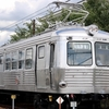 【日本初のステンレス車両】上田電鉄城下駅で展示中の「5200系」を見学してきました!
