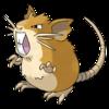 【ポケモン剣盾】原種とリージョンフォームの比較 その1.アローラの姿