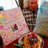 102歳のバースデー🎉