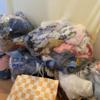 片付け進捗②:サイズアウトした子供服の処理に悪戦苦闘