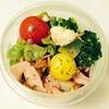 【お料理レポ】魚介とブロッコリーのオリーブオイル炒め