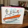 Art 船