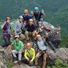 No.3207 金毘羅ロープワーク&懸垂下降トレ *岩登りポイント