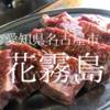 愛知県名古屋市 花霧島 名古屋駅近くで一人焼肉しやすい店