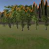 【ゲーム制作】ユニティちゃんを走らせてみる ②Terrain を使って大地を創る