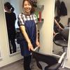 ハンガリーの首都ブダペストの大人気の日本人美容師さんに髪を切ってもらった。
