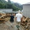 豪雨被害のあった九州北部へ向かいます。