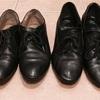 靴は黒、パンプスは履かない、と決めた話