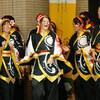 前口上:第1回YOSAKOI高松祭り@丸亀町グリーンけやき広場(16日)