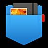 ファイル置き場をデスクトップに引き出せる、便利すぎるアプリ【Unclutter】