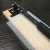 ミニチュア・模型用チョッパーと、垂直45度カット用の治具を自作してみた