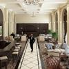 """ホテルのラウンジは学びの宝庫と便利な場所 """"We can learn a great deal from a lounge of hotel."""""""