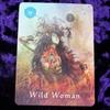 今日のカード Wild Woman