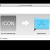 javafx-maven-plugin でネイティブ用アイコンを設定する
