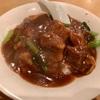 本牧町の「中華菜舘 清心」で牛バラ肉ご飯