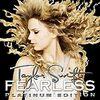 Taylor Swift テイラー・スウィフト 『Fearless』(2008年)