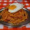 【新宿で安い大盛りパスタと言えばココ!】トッピングも豊富なガッツリパスタ『スパゲッティーのパンチョ新宿店』