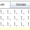 TI-Nspire & Lua / 新規行列を作る
