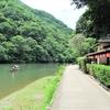 嵐山・嵐峡へ②観光77…20200628京都