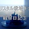 【クリスタル栽培キット】観察日記③