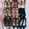 パリの靴収納