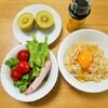 【コールドミール式朝食公開】朝食のラクして身体に良いを適度に意識したポイント