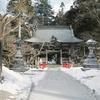 冬の榛名神社を撮りに行く