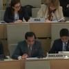 第40回人権理事会:食料への権利およびすべての人権の完全な享受に対する対外債務の影響に関する双方向対話/ハイレベル・セグメントに対する答弁権による応答(日本 vs 南北朝鮮連合)
