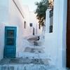 ギリシャ旅行8. サントリーニにあるのんびり散策できる街ピルゴス