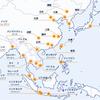 アジアと中国と日本