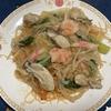 主夫のレシピ帖 Vol.50 牡蠣とチンゲン菜のあんかけカタ焼きそば