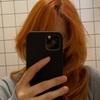 髪色変わりました!!!