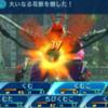 世界樹の迷宮X、大いなる花獣撃破