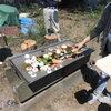 『むじな宿』体験の試作・試食体験